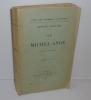 Vie de Michel-Ange avec un portrait. Quatrième édition revue. Paris. Hachette. 1913.. ROLLAND, Romain