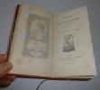Le barbier de séville. Théâtre de Beaumarchais. Avec une notice et des notes par Ch. Beauquier. Paris. Lemerre. 1871.. BEAUMARCHAIS, Caron de