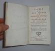 Code de la librairie et imprimerie de Paris, ou Conférence du réglement arrêté au Conseil d'Etat du Roy, le 28 février 1723 (---) avec les anciennes ...
