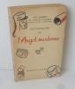 Dictionnaire de l'argot moderne. Éditions du Dauphin. Paris. 1953.. SANDRY, Géo - CARRÈRE, Marcel