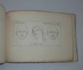 Caractères des passions gravés sur les desseins de l'illustre Mons(ieur) le Brun. Par S. le Clerc. Paris. Chez Jeaurat. Sans date (1702).. LEBRUN, ...