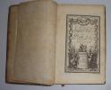 Auli Persii Flacci Satyrae. Bernae. Ex officina Hered. Wagneri B.L. Walthardi 1765.. PERSE (Aulus Persius Flaccus)
