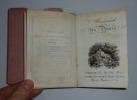 ALMANACH des dames. Tubingue. Paris. Cotta - Treuttel & Wurtz. 1822.. ALMANACH DES DAMES