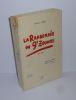 La randonné du 9e zouaves 1939-1940. Croquis de Charles Brouty. Alger. L. Chaix. 1941.. TASSE, Lieutenant Colonel