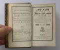 Almanach de l'université royale de France année 1830 (---). Paris. Brunot-Labbe. . ALMANACH