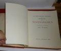 Les merveilleuse centuries et prophéties de Nostradamus. Illustrations en couleur par Jean Gradassi. Nice. Editions Artisanales Sefer, 1961.. ...