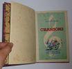 Chansons de l'armée Française. Illustrations de Cassegrain. Étienne Chiron éditeur. Paris - Clermont Ferrand. 1942.. COLLECTIF