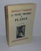 La pensée politique de Platon. Presses universitaires de France. Paris. 1958.. LUCCIONI, Jean