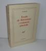 Essais de littérature (vraiement générale). Paris. NRF Gallimard. 1974.. ETIEMBLE