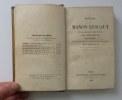 Histoire de Manon Lescaut et du Chevalier Des Grieux, par l'abbé Prévost, précédée d'une notice sur la vie et les ouvrages de Prévost, par M. ...