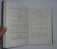 """""""Problèmes de mathématiques et de physique donnés dans les facultés des sciences et notamment à la Sorbonne avec les solutions raisonnées (---); ..."""