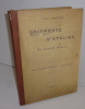 Documents d'atelier. Art décoratif moderne. Album contenant 60 planches. Paris. S.d. (1898).. CHAMPIER, Victor
