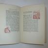L'éloge de la folie. Traduit du latin par Thibault de Laveaux, illustrée par Hans Holbein. Éditions du rond point. Bruxelles. 1942.. ÉRASME