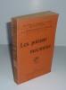 Les poisons méconnus. Bibliothèque de philosophie scientifique. Paris. Ernest Flammarion. Paris. 1921.. MARCHADIER, A.-L. - GOUJON, A.
