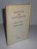 Bernart de Ventadour. Choix de chansons présentées et traduits par André Berry. Limoges. Rougerie. 1958.. BERRY, André