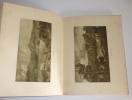 """""""Peintures et pastels de René Ménard, préface de André Michel; Paris. Librairie Armand Colin. 1923."""". MÉNARD, René"""