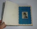 Manet, 67 reproductions dont 8 en couleurs. Collection anciens et modernes. Paris. Librairie Floury. 1937.. COLIN, Paul