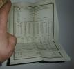 """""""Extrait du règlement provisoire pour le service des troupes en campagne ; imprimé pour l'armée d'Allemagne, par ordre de S.M. l'Empereur et Roi. Dans ..."""