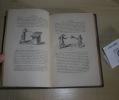 La Verrerie. Cent trente illustrations par B. Mélin. Les arts de l'ameublement. Paris. Charles Delagrave. . HAVARD, Henry