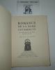 """""""Romance de la dame interdite par un trouvère du XXe siècle qui tait son nom [André Berry]. Bois de V. le Campion. [Paris] se trouve dans l'officine ..."""
