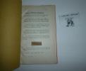 Nouvelles notes sur la fabrication des pâtes et des papiers de pailles. Publications périodiques techniques J.-A. Porphyre. Juillet 1938.. PORPHYRE, ...