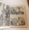 La guerre illustrée 1870 - du N°1 Juillet 1870 au N°55 février 1871. . REVUE LA GUERRE ILLUSTRÉE