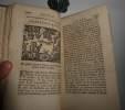 Les fables d'Esope mises en français avec le sens moral en quatre vers & des figures à chaque fable. Nouvelle édition, revue, corrigée et augmentée de ...