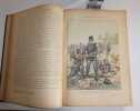 Les combattants de 1870-71 par le commandant L. Rousset. Édition illustrée de portraits, vues, scènes, types militaires, cartes et plans en noir et en ...