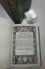 Les Oracles de Michel de Nostredame dit Nostradamus édition ne varietur (---), texte ancien commenté par Anatole Le Pelletier. Paris. Jean De Bonnot. ...