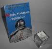 Météo et dictons régionaux. Bonneton. Paris. 2000.. BEAUVIALA, Anne-Christine