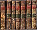 Lettres angloises, ou histoire de miss Clarisse Harlove. [traduites par l'abbé Prévost]. Nouvelle édition augmentée de l'éloge de Richardson [par ...