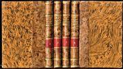 [2 ouvrages] - Zayde, histoire espagnole. / Avec : La princesse de Clèves, suivie de la princesse de Montpensier.. MADAME DE LA FAYETTE ...//... ...