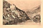 Le Tyrol. Souvenirs. Comprenant 18 Eaux-Fortes gravées daprès les dessins originaux de l'auteur.. CLAUSSE Gustave ...//... Gustave Clausse ...