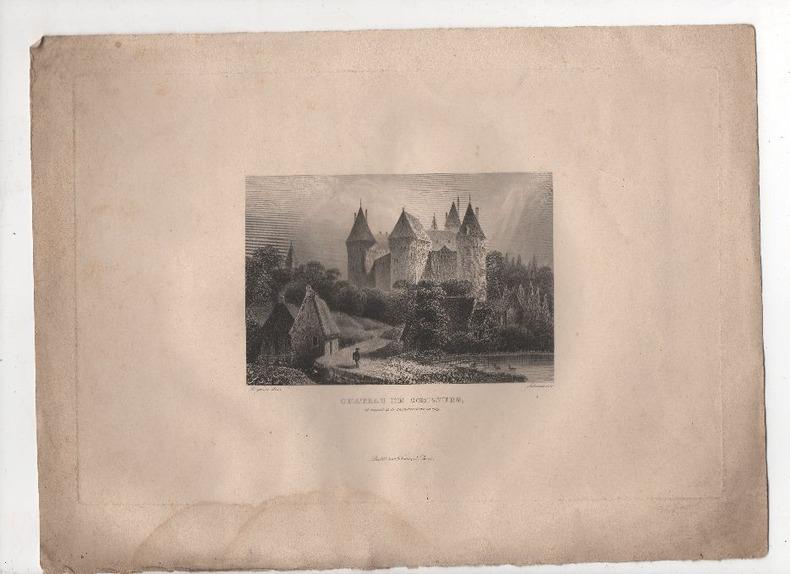 Vignettes pour les oeuvres de Chateaubriand, d'après les dessins de MM. Alfred et Tony Johannot, gravés par les plus grands artistes.. CHATEAUBRIAND ...