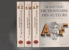 Le nouveau dictionnaire des auteurs, de tous les temps et de tous les pays.. LAFFONT-BOMPIANI ..//.. Robert Laffont (1916-2010) / Valentino Bompiani ...