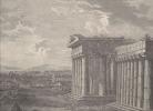 Porte folio de 16 planches.. [Comune di Capaccio Paestum. Assessorato alla Cultura e al Turismo. Soprintendenza per i Beni Archeologici di Salerno. ...
