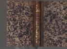 Poésies de F. Schiller, traduites de l'allemand par C. J... SCHILLER ..//.. Friedrich von Schiller (1759-1805).