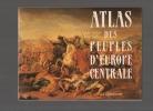 Atlas des peuples d'Europe centrale.. SELLIER Jean / SELLIER André ...//... Jean Sellier / André Sellier.