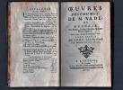 Oeuvres de M. Vadé, ou recueil des Opéra-Comiques, Parodies & Pièces fugitives de cet Auteur ; avec les Airs, Rondes & Vaudevilles Notés.. VADE ..//.. ...