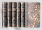 Les historiettes de Tallemant des Réaux. - Mémoires pour servir à l'histoire du XVIIe siècle, publiés sur le manuscrit autographe de l'auteur.. ...