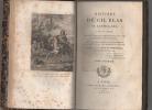 Histoire de Gil Blas de Santillane, par Le Sage. Edition collationnée sur celle de 1747 corrigée par l'auteur, avec un examen préliminaire, de ...