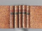 Oeuvres de Clément Marot, Valet-de-Chambre de François I, Roy de France. Revûes sur plusieurs Manuscrits, & sur plus de quarante Editions ; et ...