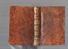 Annales romaines, ou abrégé chronologique de l'histoire romaine, depuis la fondation de Rome, jusqu'aux empereurs.. MACQUER Philippe ..//.. Philippe ...