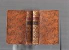 Les oeuvres d'Horace, traduites en françois.. HORACE ..//.. Quintus Horatius Flaccus (0065 av. J.C.-0008 av. J.C.).