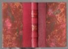 Une année dans l'Arabie centrale (1862-1863).. PALGRAVE W.-G. ..//.. William Gifford Palgrave (1826-1888).