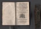 Conférences Ecclésiastiques du Diocèse d'Angers, sur le mariage, comme sacrement et comme contrat civil. Tenues en 1724 & 1725.. BABIN François ..//.. ...