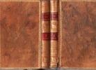 Oeuvres complettes (sic) de J. La Fontaine précédées d'une nouvelle Notice sur sa vie.. LA FONTAINE ..//.. Jean de La Fontaine.