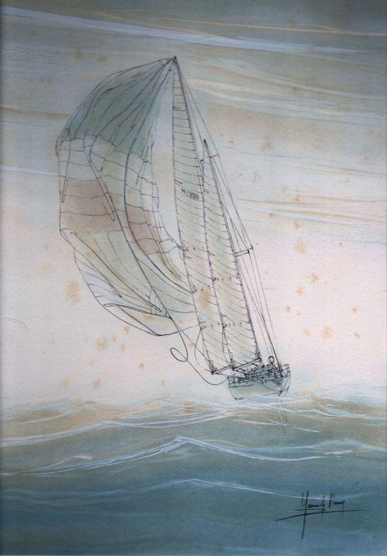 [Lithographie] - Flyer.. MANIER Yannick ..//.. Yannick Manier.
