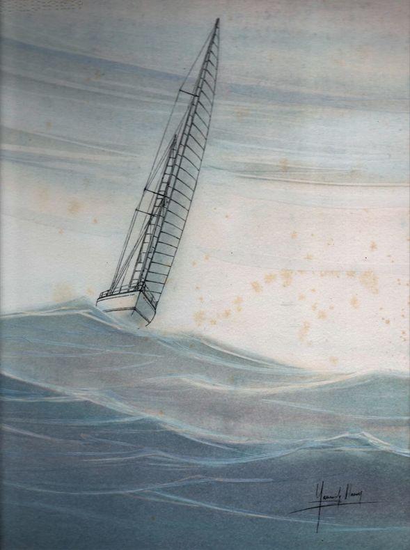 [Lithographie] - Xargo.. MANIER Yannick ..//.. Yannick Manier.
