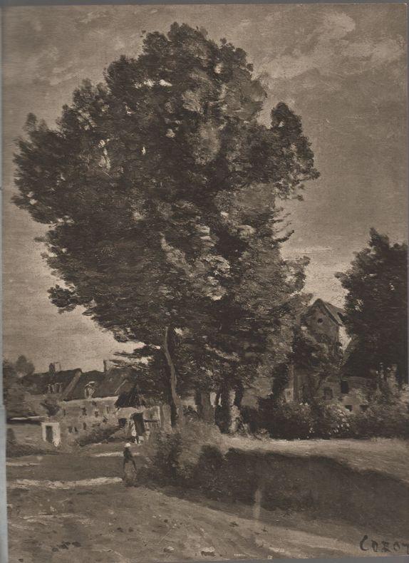Tableau non identifié.. COROT ..//.. Jean-Baptiste Camille Corot (1796-1875).